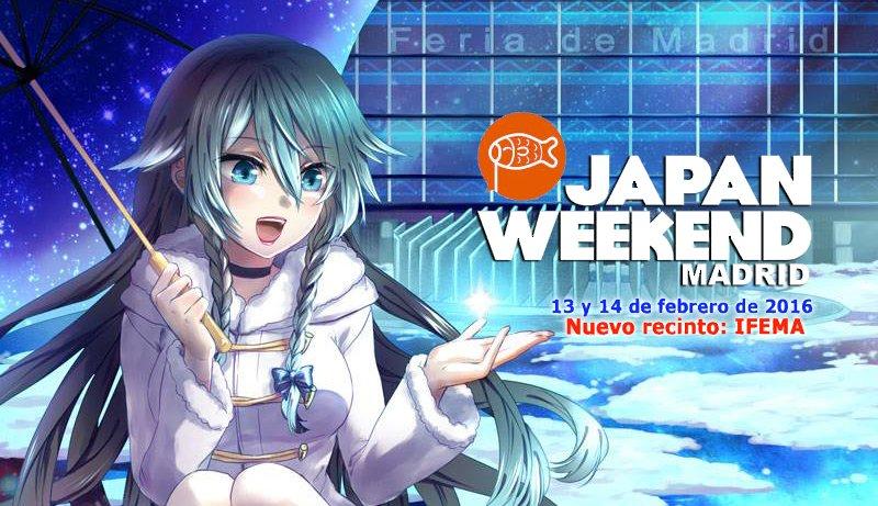 Xiv Japan Weekend Madrid Primera En Ifema