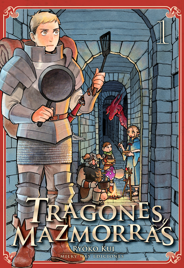 Tragones y mazmorras Book Cover