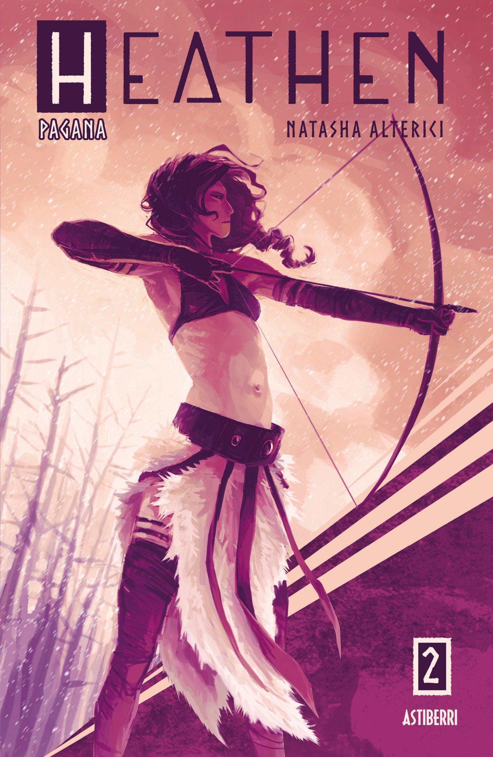 Heathen 02 Book Cover