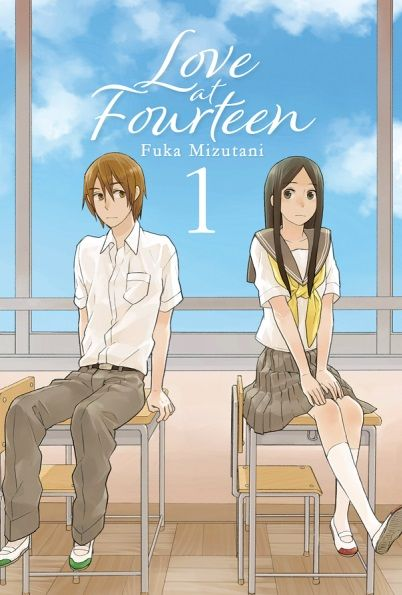 Love at Fourteen - Portada
