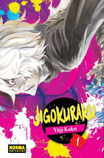 Jigokuraku Book Cover