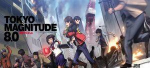 Anime Tokyo Magnitude